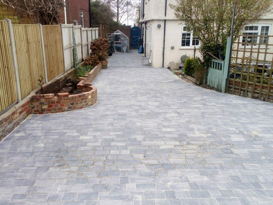 Branching Out drvieways Ramsgate block paving